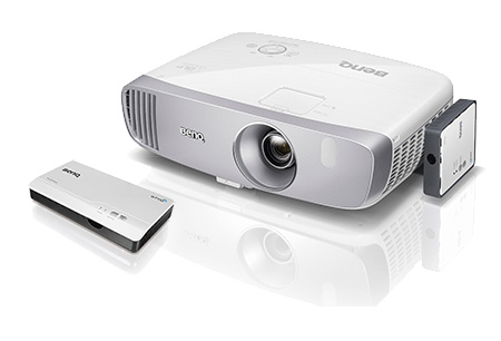 BenQ W1110 wireless option