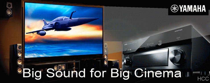BIG Sound for BIG Home Cinema